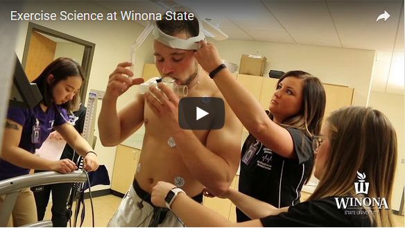 exercise science video link
